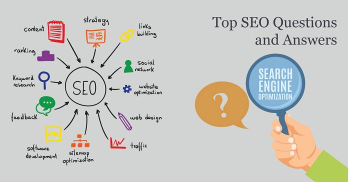Top SEO Interview Questions