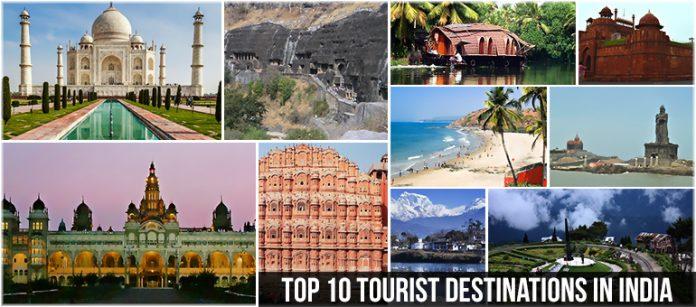 Top 10 Tourist Destinations in India