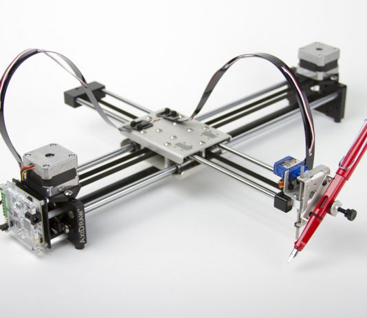 AxiDraw Machine