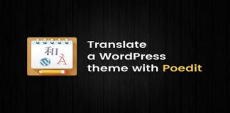 Incorporate Translation with Poedit