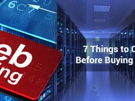 7 Things to Consider Before Buying a Hosting