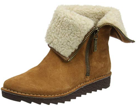 Clarks- Olso Beth Boots