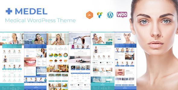 Medical Medel WordPress Theme