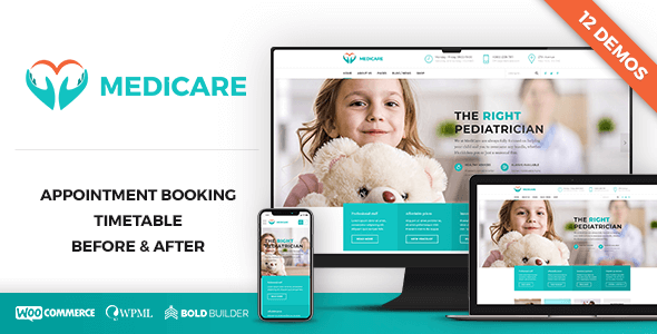 Medicare Website Theme