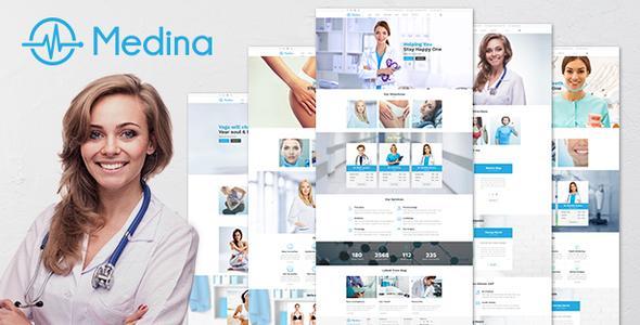 Medina Medical Theme