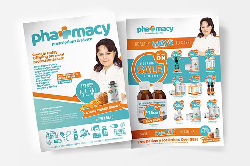 Pharmacy Poster Templates