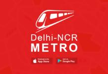 Delhi Metro App