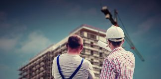 hire builders in London
