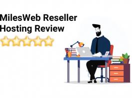 MilesWeb Reseller Hosting Review