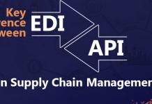 EDI and API